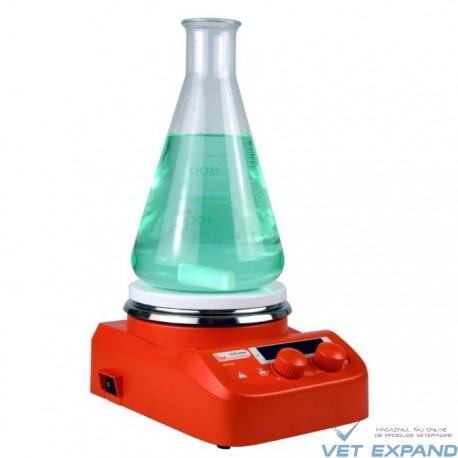 Agitator magnetic cu placa incalzita
